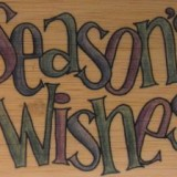 Stamp It 2389E Season's Wishes*