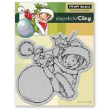 Penny Black Cling Stamp 40-088 Little Elf Finn..