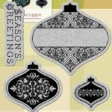 Penny Black Cling Set 40-165 Hanging Treasures**