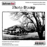 Darkroom Door DDPS003 Country Cottage Photo Stamp