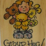 Stamp It – 3431F Group Hug