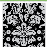 Hero Arts – CG244 Large Fabric Design..