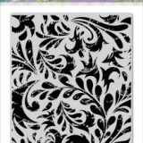 Hero Arts – CG405 Leaf & Floral Background.. – out of stock
