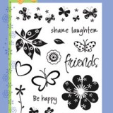 Hero Arts – CL151 Share Laughter..