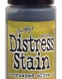 Distress Stain – Crushed Olive
