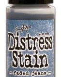 Distress Stain – Faded Jeans