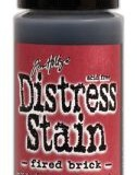 Distress Stain – Fired Brick