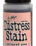 Distress Stain – Tattered Rose