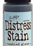 Distress Stain – Tumbled Glass