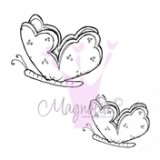 Magnolia Rubber Stamp – Dot Butterflies* – out of stock