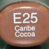 Copic Sketch – E25 Caribe Cocoa