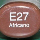 Copic Sketch – E27 Africano