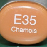 Copic Sketch – E35 Chamois