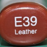 Copic Sketch – E39 Leather