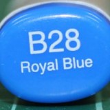 Copic Sketch – B28 Royal Blue