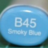 Copic Sketch – B45 Smoky Blue