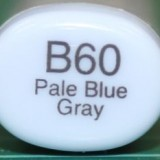 Copic Sketch – B60 Pale Blue Gray