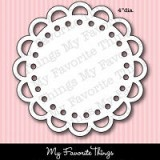 MFT Dienamics – Open Scallop Doily..