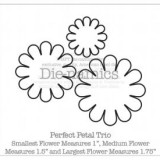 MFT Dienamics – Perfect Petal Trio..
