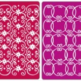 656799 Sizzix Flower Vine & Twizzle Embossing Set: