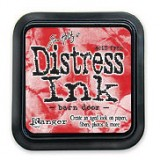 Distress Ink Pad – Barn Door:-