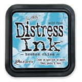Distress Ink Pad – Broken China:-