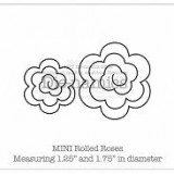 MFT Dienamics – Mini Rolled Roses..