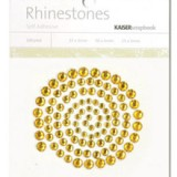 Kaisercraft Rhinestone – SB712 Yellow Deep