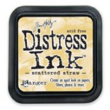 Distress Ink Pad – Scattered Straw:-
