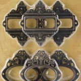 TH92787 Tim Holtz Ornate Plates – sold out