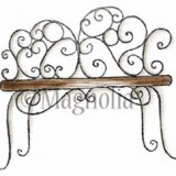 Afternoon Tea Bench*
