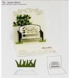 Elizabeth Crafts Die – Garden Bench 780..