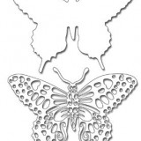 Penny Black Die – 51-010 Delicate Wings..