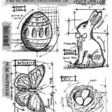 Stampers Anonymous – CMS144 Easter Blueprint..