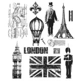 Stampers Anonymous – CMS160 Paris to London..
