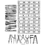 Stampers Anonymous – CMS163 Artful Tools.. out of stock