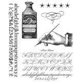Stampers Anonymous – CMS188 Typography..