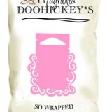 Magnolia DooHickey Die – So Lovely Wrapped – Swirly