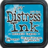 Distress Ink Pad – Mermaid Lagoon