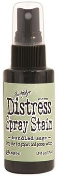 Distress Spray – Bundled Sage:-