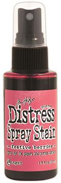 Distress Spray – Festive Berries:-