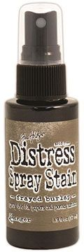 Distress Spray – Frayed Burlap:-