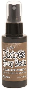 Distress Spray – Gathered Twig:-