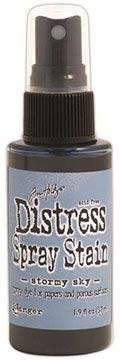 Distress Spray – Stormy Sky:-