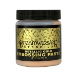 Dreamweaver – Embossing Paste – Gold