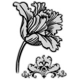 Stampendous – CRS5012 Jumbo Tulip – sold out