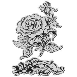 Stampendous – CRS5034 Cottage Rose – sold out