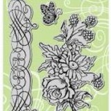 Stampendous – CRS5045 Jumbo Spring Bouquet