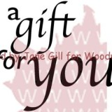 Woodware Clear Stamps – JGS903 Gift Ditty – out of stock