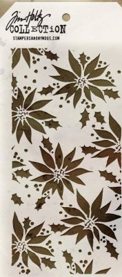 Tim Holtz THS049 Poinsettia – sold out